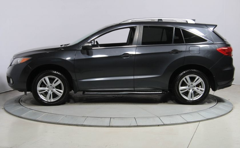 2013 Acura RDX Tech Pkg AWD CUIR TOIT NAVIGATION MAGS BLUETOOTH #3