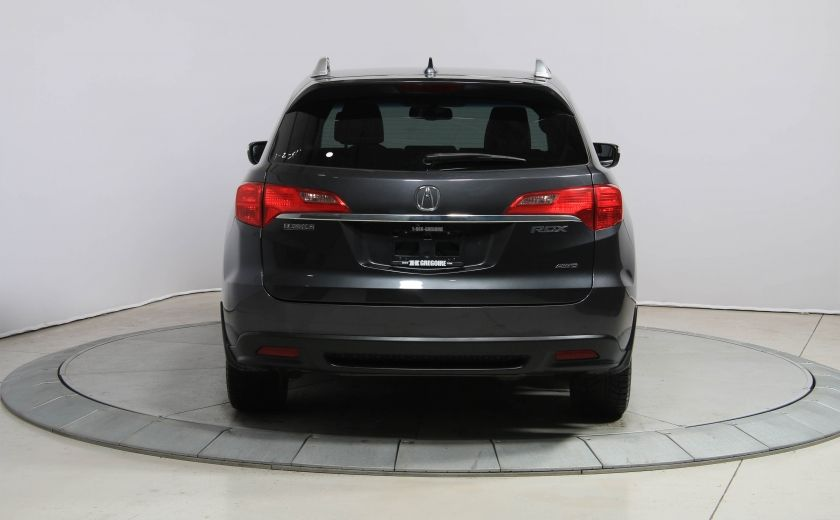 2013 Acura RDX Tech Pkg AWD CUIR TOIT NAVIGATION MAGS BLUETOOTH #5