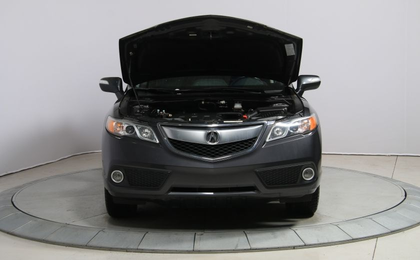 2013 Acura RDX Tech Pkg AWD CUIR TOIT NAVIGATION MAGS BLUETOOTH #29