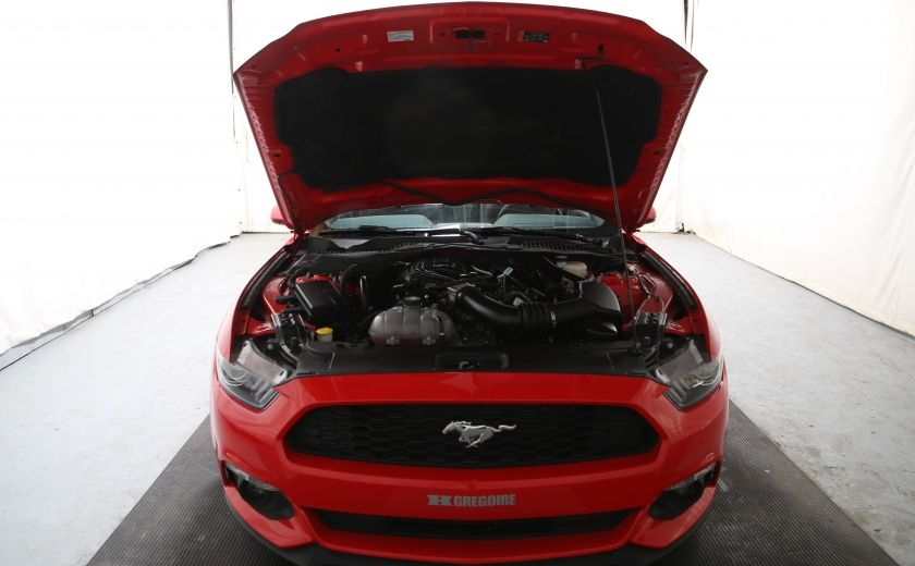 2016 Ford Mustang V6 AUTO A/C TOIT CONVERTIBLE MAGS CAMERA RECUL #33