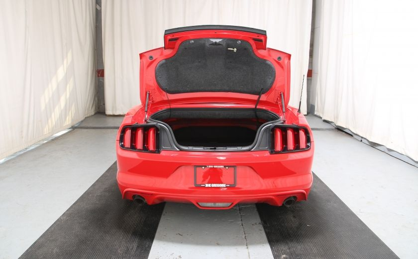 2016 Ford Mustang V6 AUTO A/C TOIT CONVERTIBLE MAGS CAMERA RECUL #34