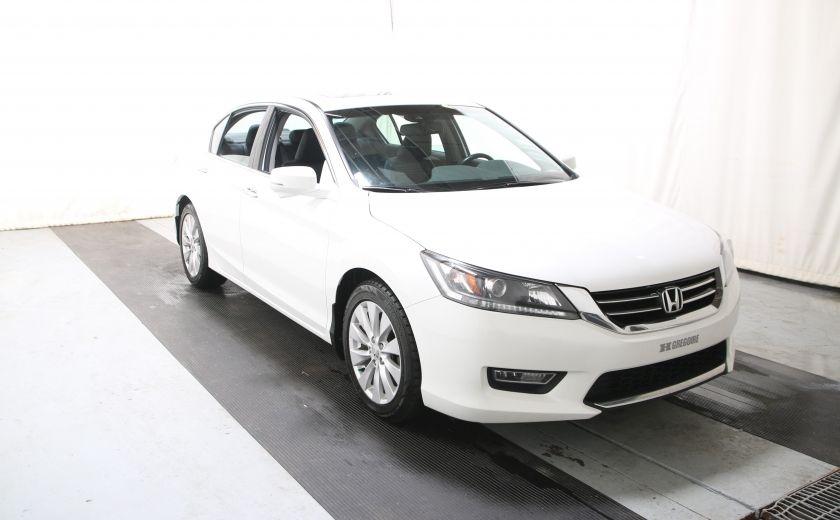 2013 Honda Accord  EX-L AUTO A/C CUIR TOIT MAGS CAMERA RECUL #0