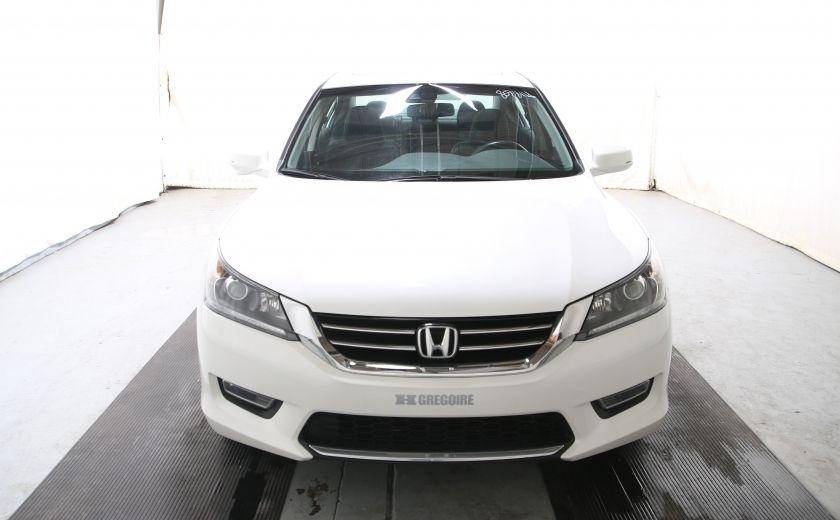 2013 Honda Accord  EX-L AUTO A/C CUIR TOIT MAGS CAMERA RECUL #1