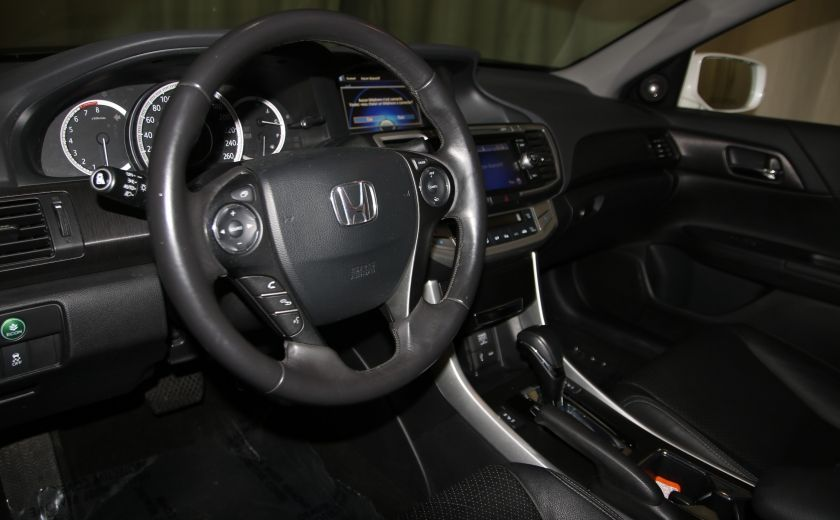2013 Honda Accord  EX-L AUTO A/C CUIR TOIT MAGS CAMERA RECUL #6