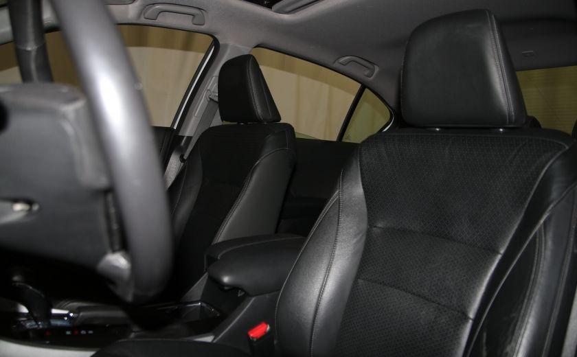 2013 Honda Accord  EX-L AUTO A/C CUIR TOIT MAGS CAMERA RECUL #7