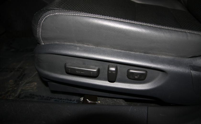 2013 Honda Accord  EX-L AUTO A/C CUIR TOIT MAGS CAMERA RECUL #9