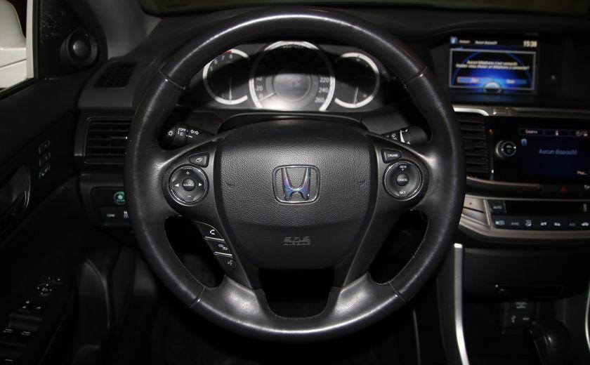 2013 Honda Accord  EX-L AUTO A/C CUIR TOIT MAGS CAMERA RECUL #13