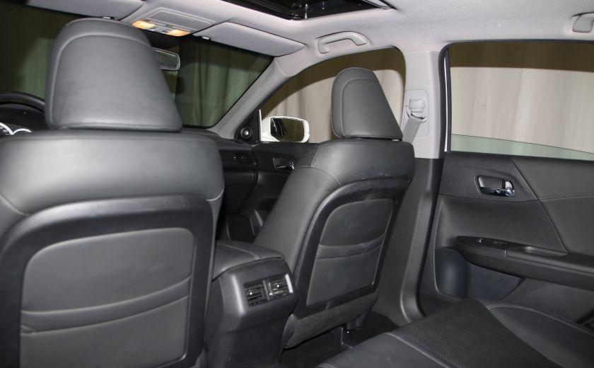 2013 Honda Accord  EX-L AUTO A/C CUIR TOIT MAGS CAMERA RECUL #22