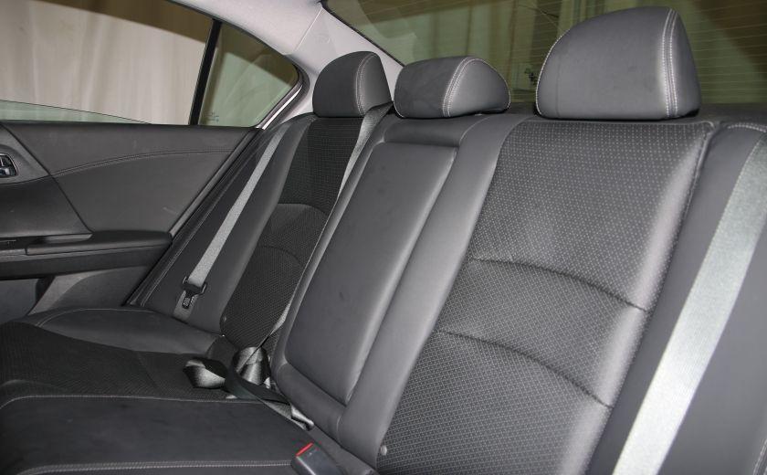 2013 Honda Accord  EX-L AUTO A/C CUIR TOIT MAGS CAMERA RECUL #23