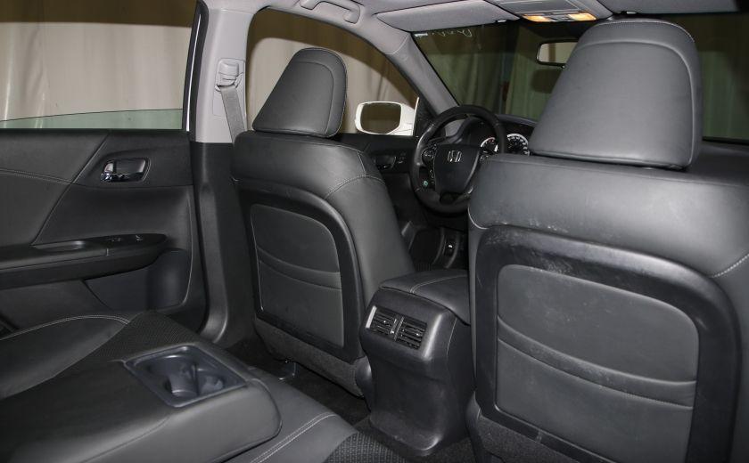 2013 Honda Accord  EX-L AUTO A/C CUIR TOIT MAGS CAMERA RECUL #24