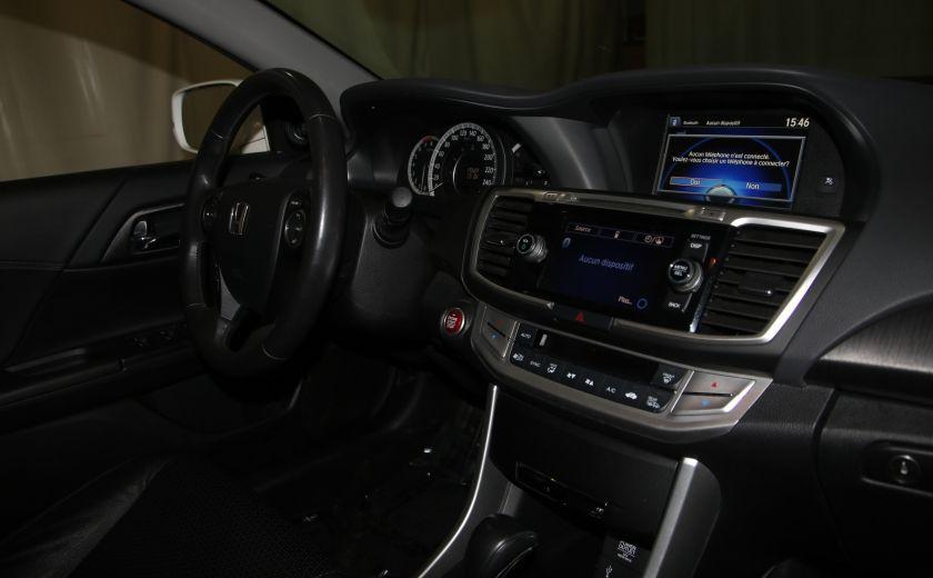 2013 Honda Accord  EX-L AUTO A/C CUIR TOIT MAGS CAMERA RECUL #27