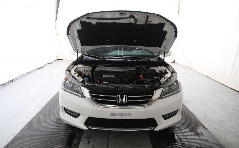 2013 Honda Accord  EX-L AUTO A/C CUIR TOIT MAGS CAMERA RECUL #30