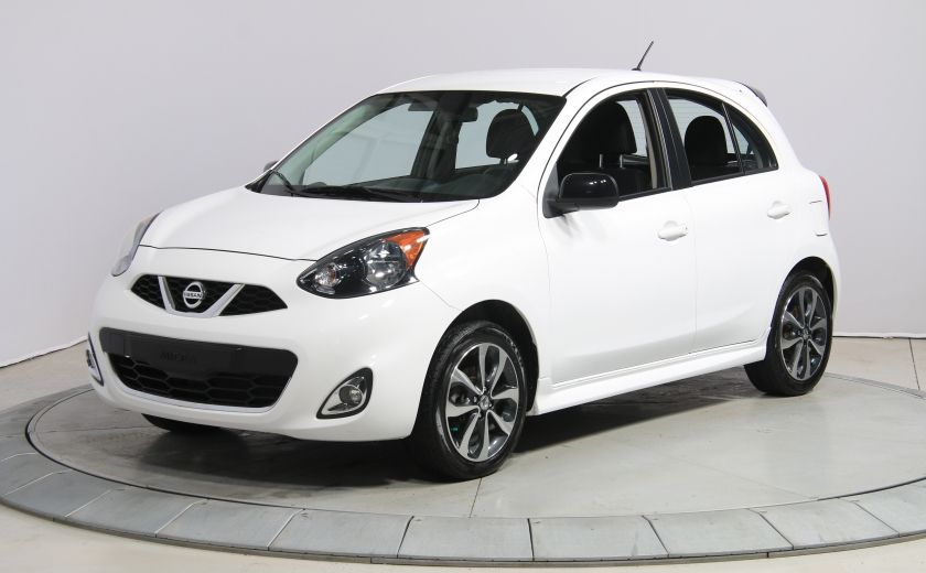 2015 Nissan MICRA SR A/C GR ELECT MAGS BLUETOOTH CAM.RECUL #2