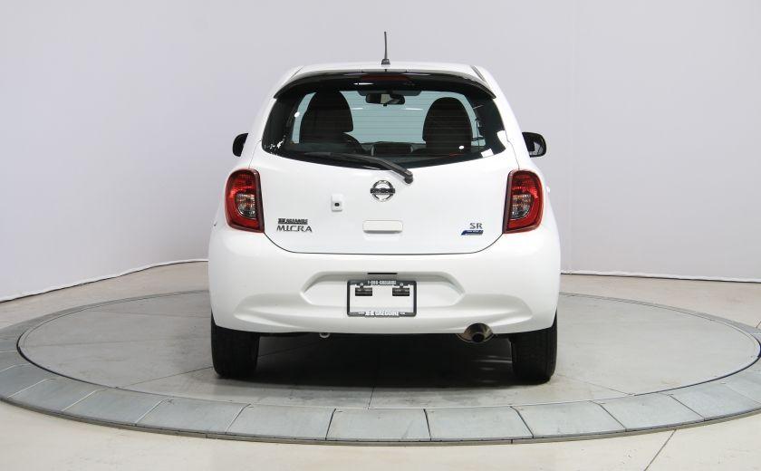 2015 Nissan MICRA SR A/C GR ELECT MAGS BLUETOOTH CAM.RECUL #5