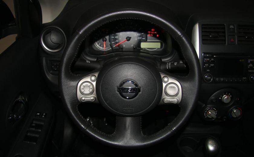 2015 Nissan MICRA SR A/C GR ELECT MAGS BLUETOOTH CAM.RECUL #13