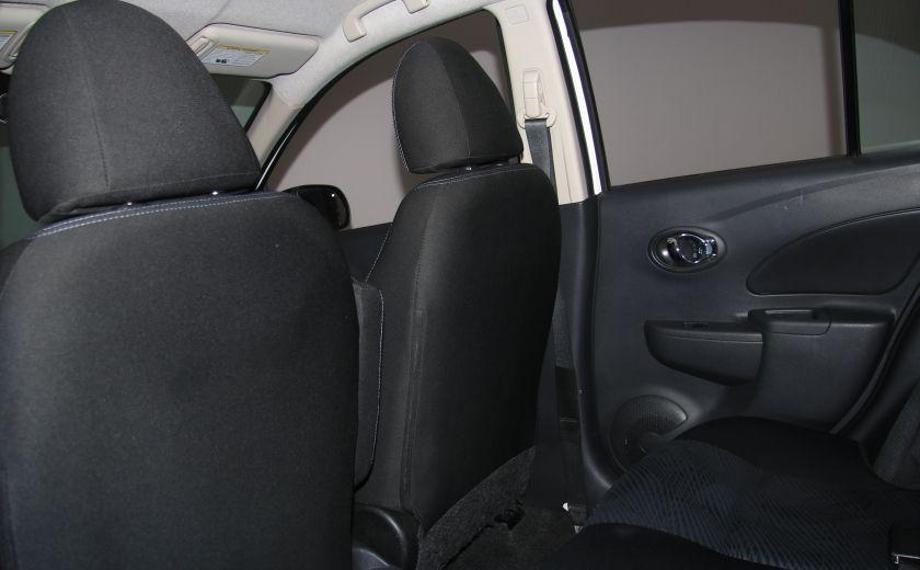 2015 Nissan MICRA SR A/C GR ELECT MAGS BLUETOOTH CAM.RECUL #16