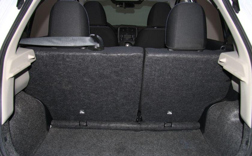 2015 Nissan MICRA SR A/C GR ELECT MAGS BLUETOOTH CAM.RECUL #27