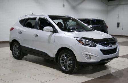 2014 Hyundai Tucson GLS AUTO A/C TOIT MAGS BLUETOOTH #0