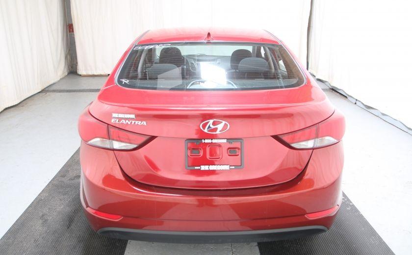 2015 Hyundai Elantra GL A/C GR ELECT BLUETOOTH #4