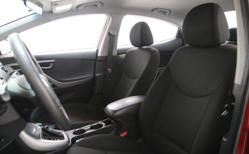 2015 Hyundai Elantra GL A/C GR ELECT BLUETOOTH #8
