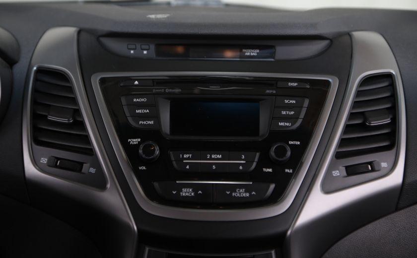 2015 Hyundai Elantra GL A/C GR ELECT BLUETOOTH #11