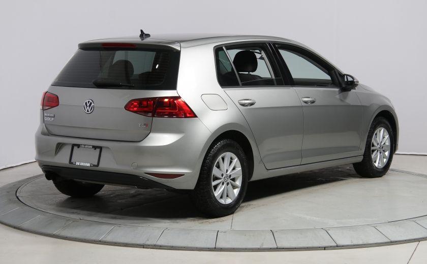 2016 Volkswagen Golf Trendline AUTO A/C GR ELECT MAGS BLUETOOTH #6