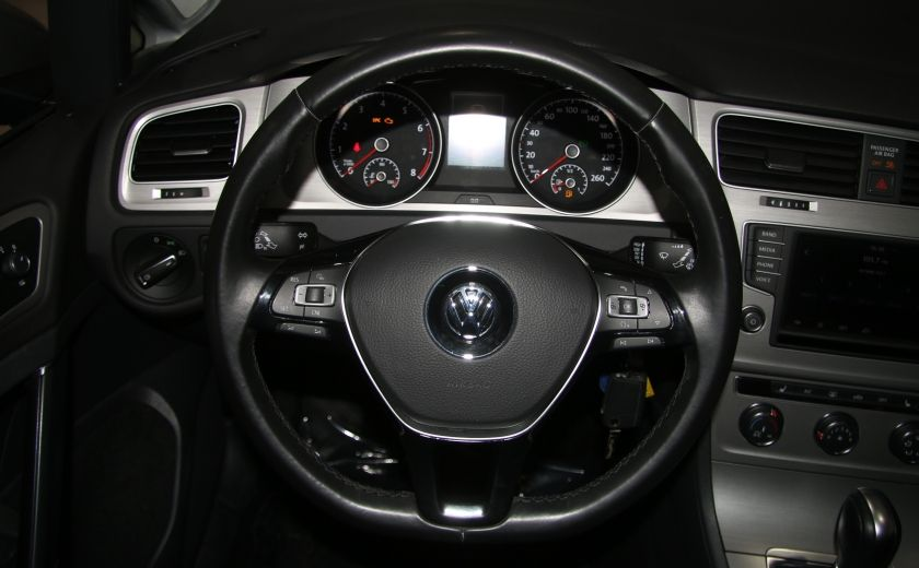 2016 Volkswagen Golf Trendline AUTO A/C GR ELECT MAGS BLUETOOTH #14