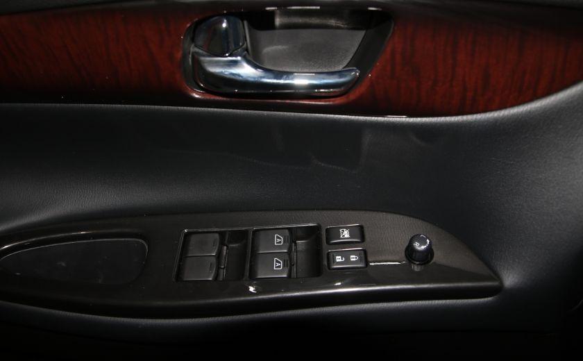 2013 Infiniti EX37 AWD AUTO A/C CUIR TOIT MAGS #8