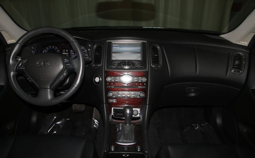 2013 Infiniti EX37 AWD AUTO A/C CUIR TOIT MAGS #10