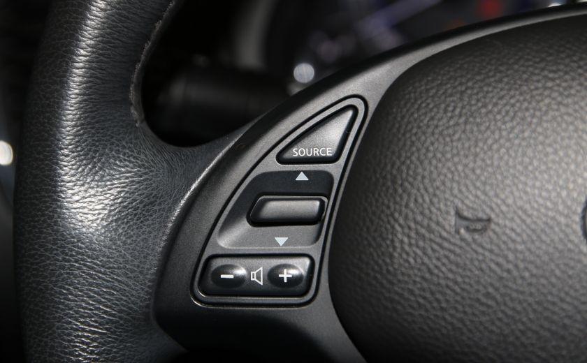 2013 Infiniti EX37 AWD AUTO A/C CUIR TOIT MAGS #19