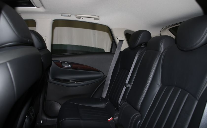 2013 Infiniti EX37 AWD AUTO A/C CUIR TOIT MAGS #24