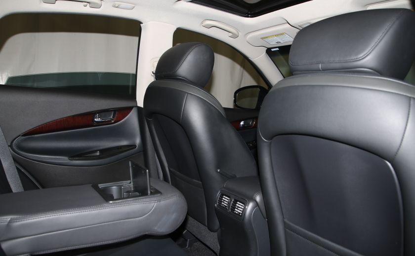 2013 Infiniti EX37 AWD AUTO A/C CUIR TOIT MAGS #25