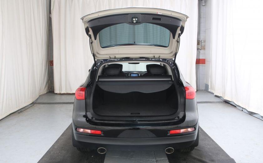 2013 Infiniti EX37 AWD AUTO A/C CUIR TOIT MAGS #31
