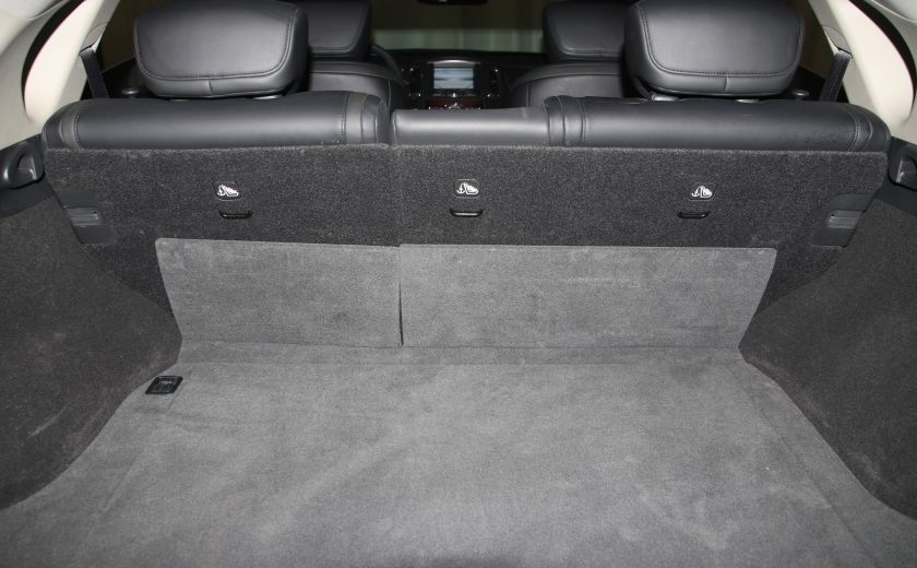 2013 Infiniti EX37 AWD AUTO A/C CUIR TOIT MAGS #33