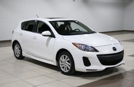 2012 Mazda 3 GS-SKY AUTO A/C TOIT MAGS BLUETOOTH #0