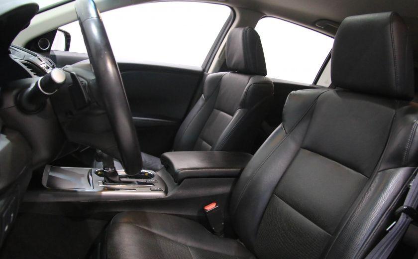 2013 Acura RDX Tech Pkg AWD CUIR TOIT NAVIGATION MAGS BLUETOOTH #9