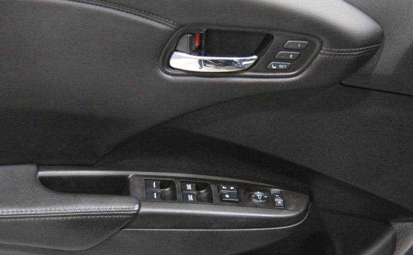 2013 Acura RDX Tech Pkg AWD CUIR TOIT NAVIGATION MAGS BLUETOOTH #10