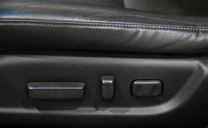2013 Acura RDX Tech Pkg AWD CUIR TOIT NAVIGATION MAGS BLUETOOTH #11