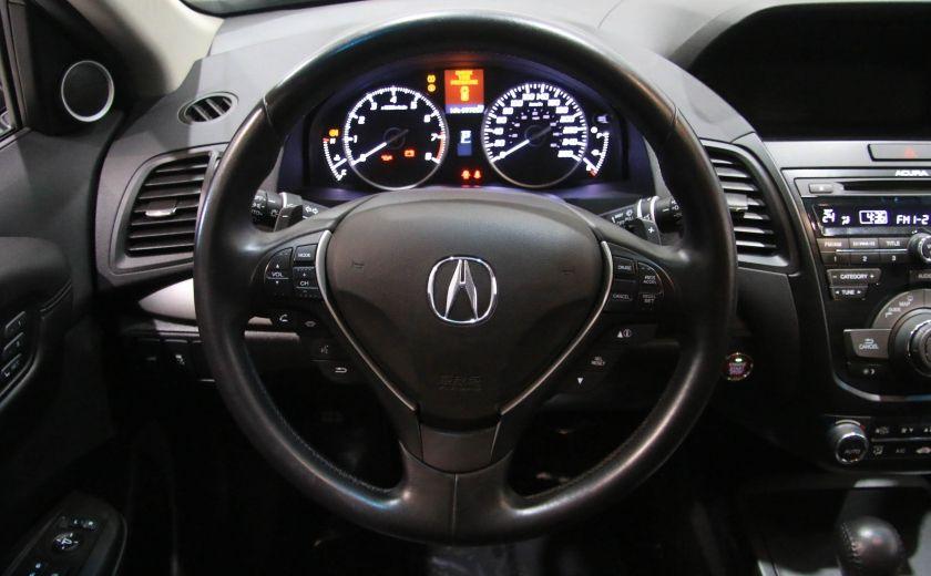 2013 Acura RDX Tech Pkg AWD CUIR TOIT NAVIGATION MAGS BLUETOOTH #15