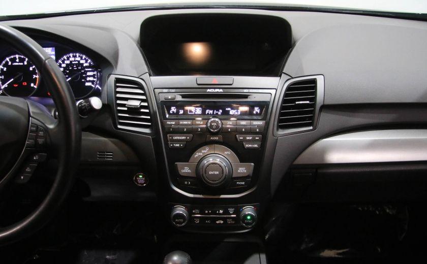 2013 Acura RDX Tech Pkg AWD CUIR TOIT NAVIGATION MAGS BLUETOOTH #16