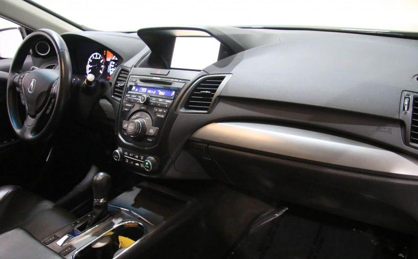 2013 Acura RDX Tech Pkg AWD CUIR TOIT NAVIGATION MAGS BLUETOOTH #24