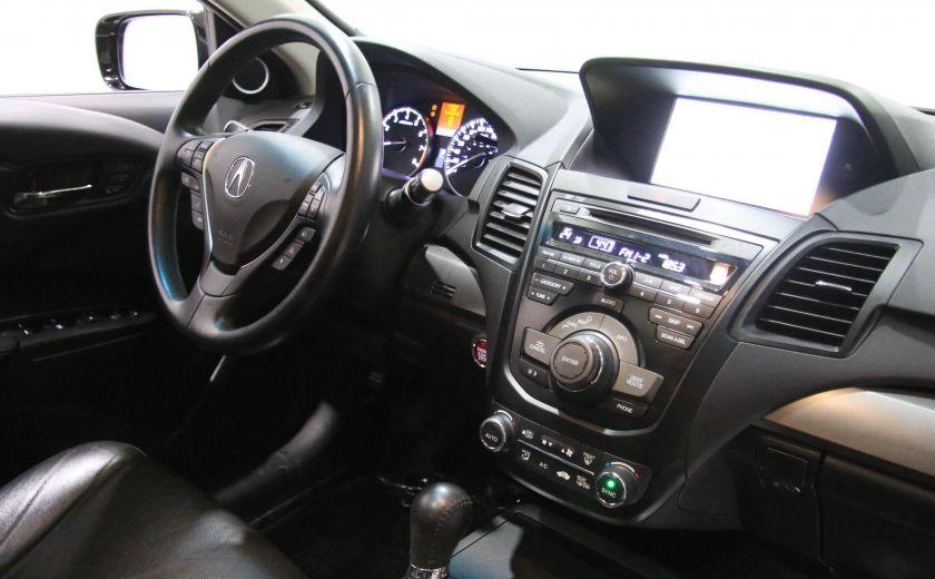 2013 Acura RDX Tech Pkg AWD CUIR TOIT NAVIGATION MAGS BLUETOOTH #25