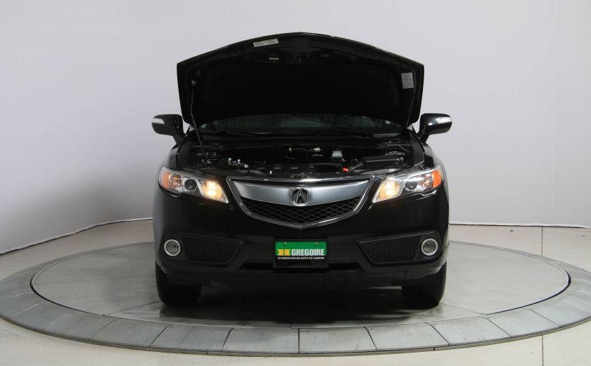 2013 Acura RDX Tech Pkg AWD CUIR TOIT NAVIGATION MAGS BLUETOOTH #28