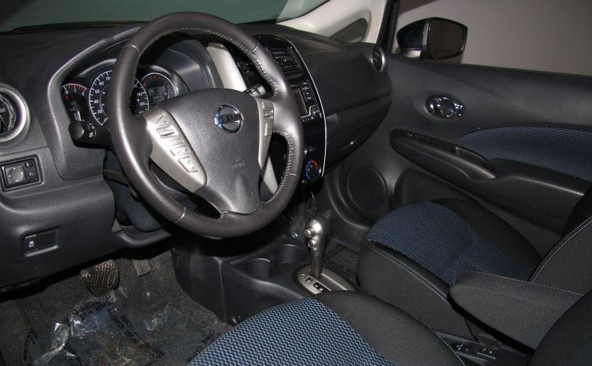 2015 Nissan Versa SV CAMERA RECUL A/C BLUETOOTH #8