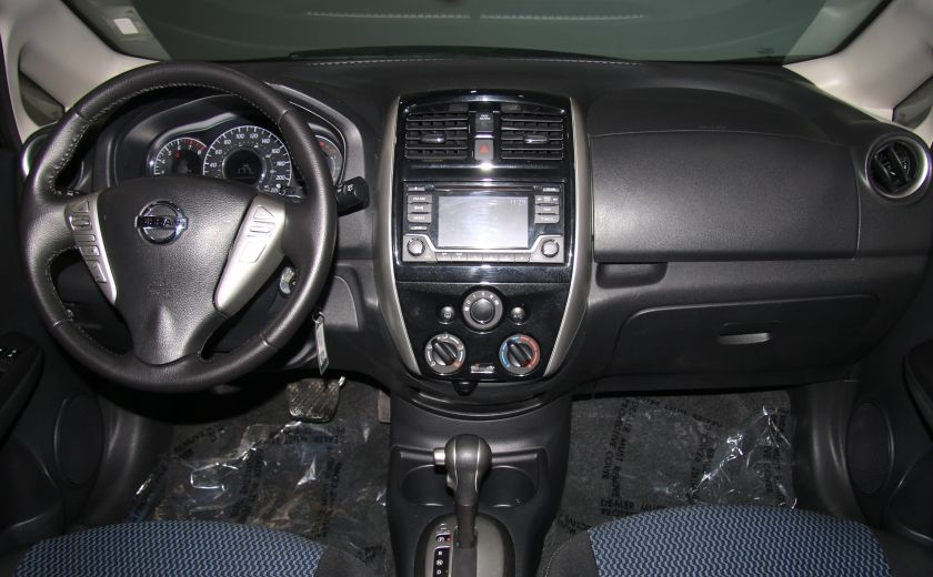 2015 Nissan Versa SV CAMERA RECUL A/C BLUETOOTH #11