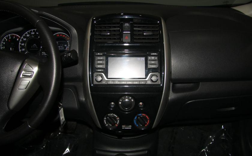 2015 Nissan Versa SV CAMERA RECUL A/C BLUETOOTH #14