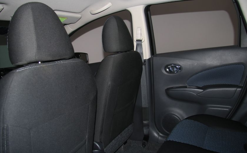 2015 Nissan Versa SV CAMERA RECUL A/C BLUETOOTH #16