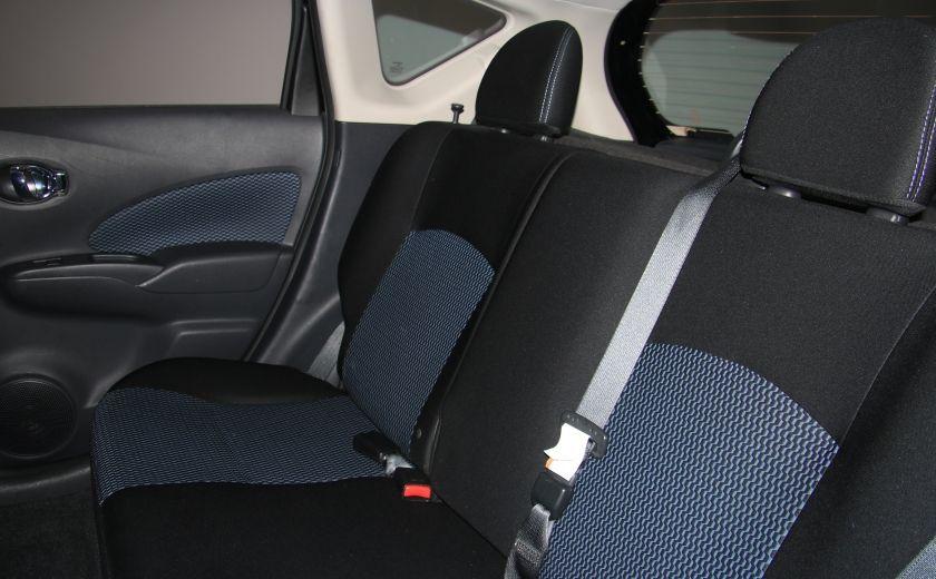 2015 Nissan Versa SV CAMERA RECUL A/C BLUETOOTH #17