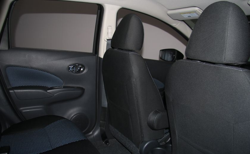 2015 Nissan Versa SV CAMERA RECUL A/C BLUETOOTH #18