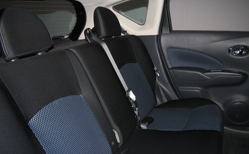 2015 Nissan Versa SV CAMERA RECUL A/C BLUETOOTH #19